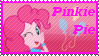 Equestria Girls Pinkie Pie Stamp by Knightmare-Moon