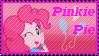 Equestria Girls Pinkie Pie Stamp by Knightmare-Moon