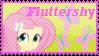 Equestria Girls Fluttershy Stamp