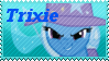 MLP Trixie Stamp by Knightmare-Moon