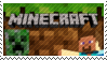 Minecraft Stamp by Knightmare-Moon