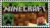 Minecraft Stamp
