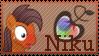 Niku Stamp by Knightmare-Moon