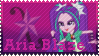 Aria Blaze Fan Stamp by Knightmare-Moon