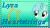 Lyra Heartstrings Stamp by Knightmare-Moon