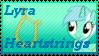 Lyra Heartstrings Stamp by Knightmare-Moon