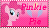Pinkie Pie Stamp by Knightmare-Moon