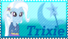 Equestria Girls Trixie Stamp by Knightmare-Moon
