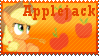 MLP Applejack Stamp by Knightmare-Moon