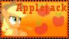 MLP Applejack Stamp by Knightmare-Moon