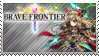 Brave Frontier Zellha Stamp by Knightmare-Moon