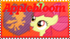 Applebloom Stamp by Knightmare-Moon