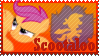 Scootaloo Stamp by Knightmare-Moon
