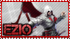 Ezio Stamp by Knightmare-Moon
