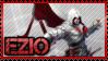 Ezio Stamp by Knightmare-Moon