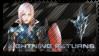 Lightning Returns Lightning Stamp by Knightmare-Moon