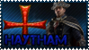 Haytham Stamp by Knightmare-Moon