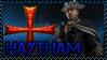 Haytham Stamp by Knightmare-Moon