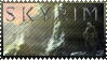 Skyrim Stamp by Knightmare-Moon