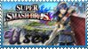 SSB Lucina Stamp by Knightmare-Moon