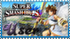 SSB Pit Stamp by Knightmare-Moon