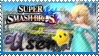 SSB Rosalina Stamp by Knightmare-Moon