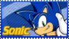 Sonic Stamp by Knightmare-Moon