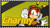 Charmy Stamp by Knightmare-Moon