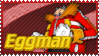 Eggman Stamp by Knightmare-Moon