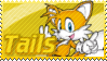 Tails Stamp by Knightmare-Moon