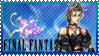 Final Fantasy Paine Stamp by Knightmare-Moon