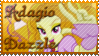 Adagio Stamp V.2 by Knightmare-Moon