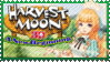 Harvest Moon 3D: A New Beginning - Felicity Stamp by Knightmare-Moon