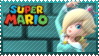 Mario Stamp - Rosalina by Knightmare-Moon