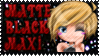 Matteblackmaxi Stamp by Knightmare-Moon