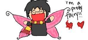 Fairy Harry - SiriusBlack4Ever by HogwartsArt