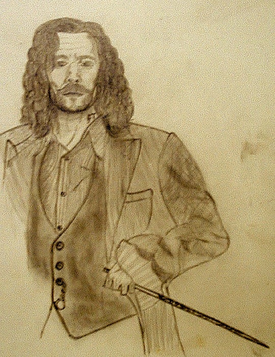 Sirius Black by Purplesunset3 by HogwartsArt