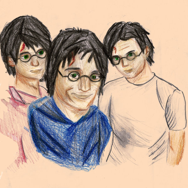 Harry Potter Grown Up-Destin.. by HogwartsArt