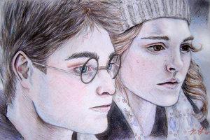 Winter Wonders by Chutzpah10 by HogwartsArt