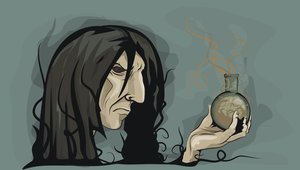 severus by 2hot-for-you by HogwartsArt