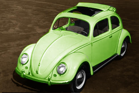 Colorized Volkswagen by hybrid101