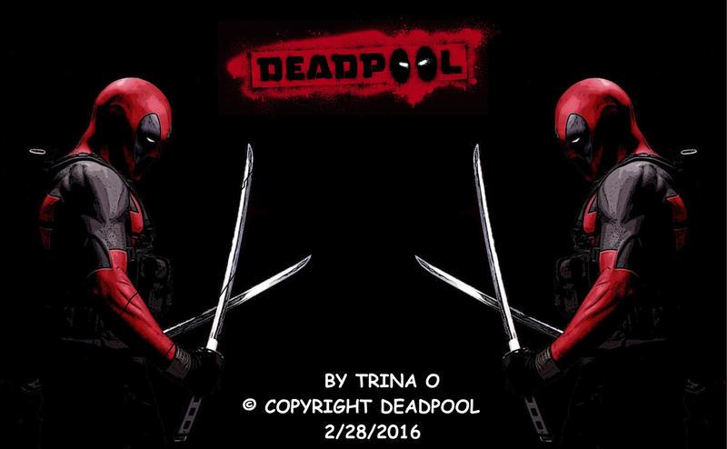 Deadpool Wallpaper By Ladylacus18 On Deviantart