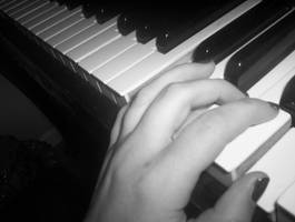 Playing the Piano by lost-inmyself