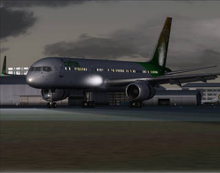 Flight Simulator X - Boeing 757-200 Everfree by A42Remedy