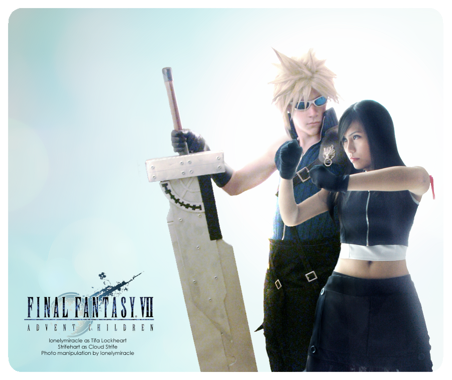 Collab: Cloud and Tifa