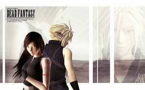 Dead Fantasy - Cloud and Tifa by lonelymiracle
