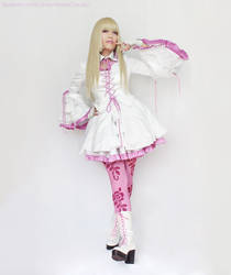 Tekken 7 Lili cosplay