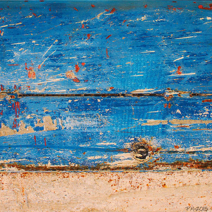Shark On The Beach by Peeshan