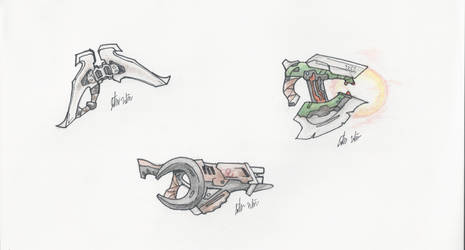 Halo - Brute Weapons 4
