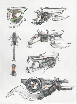 Halo - Brute Weapons 5